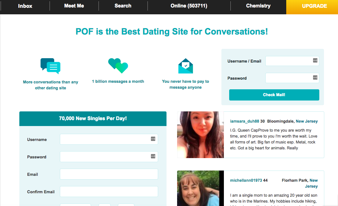 Searching for women that are online dating sites Ok Cupid