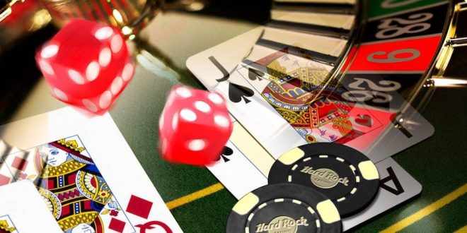 Online Casino The Appropriate Means