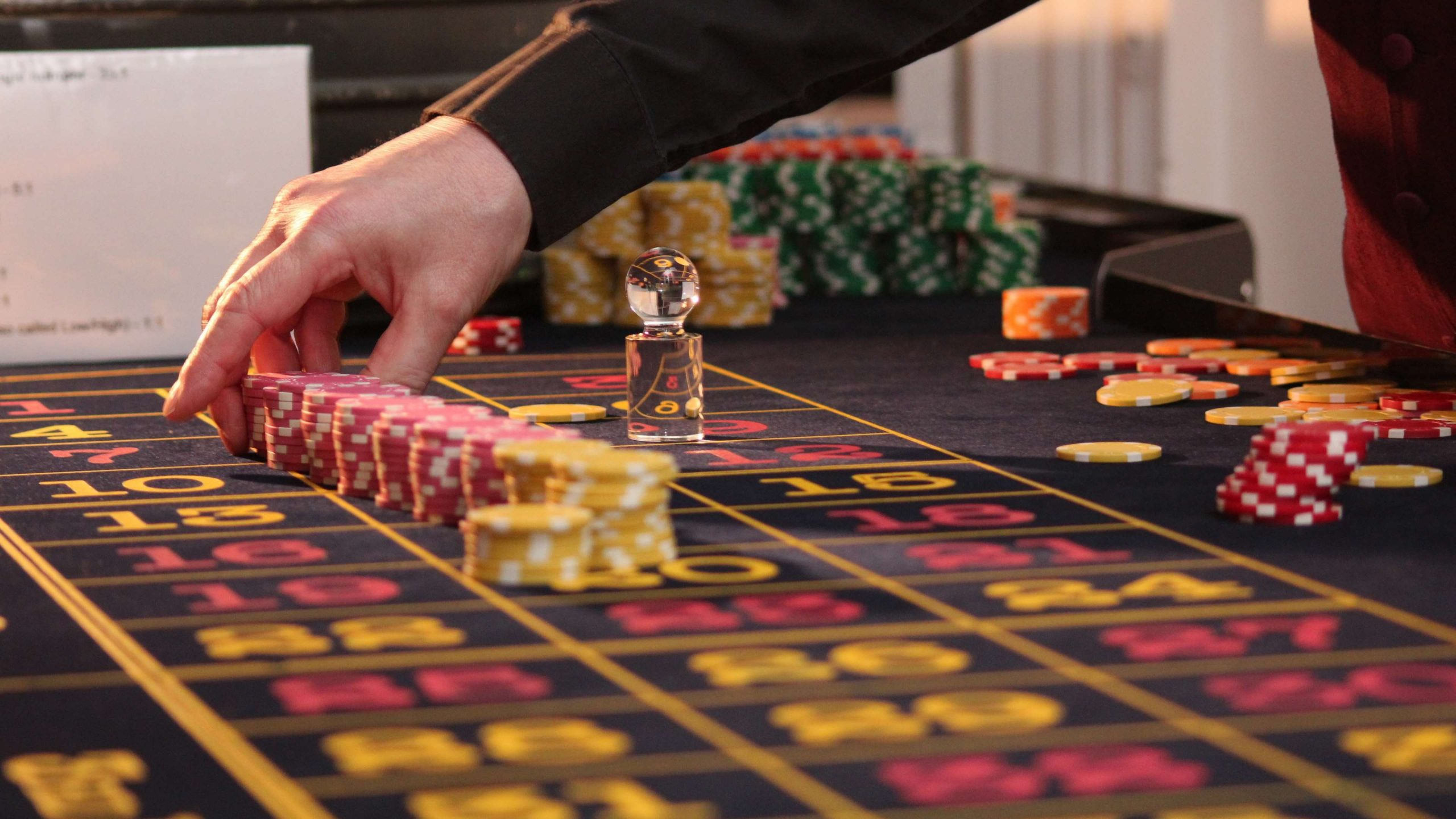 Probably The Most Missed Reality About Gambling Revealed