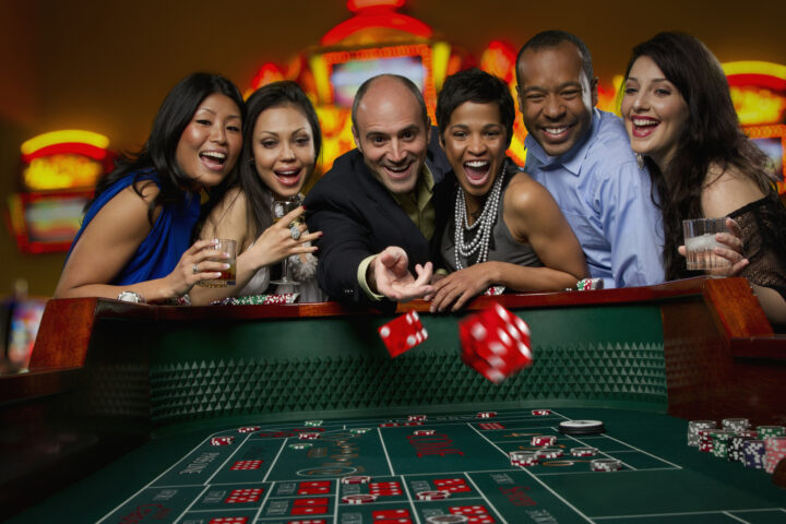 Four Shocking Info About Casino Informed By An Skilled