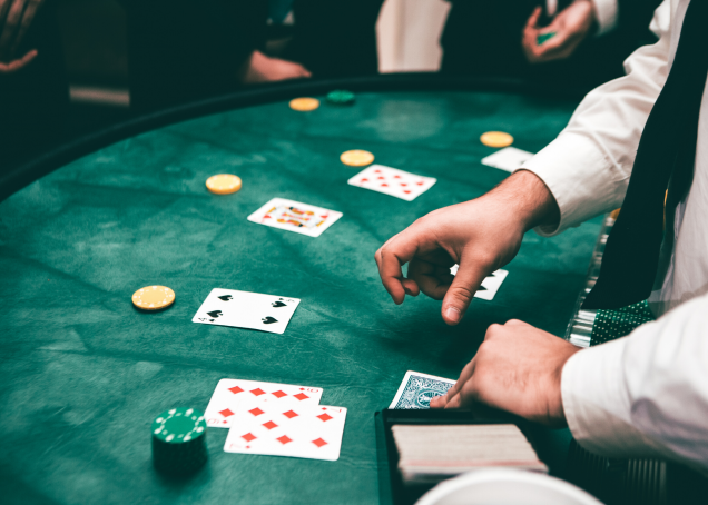 The Best Way To Deal With A Very Unhealthy Casino